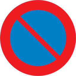 E1-Parkeerverbod